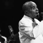 Jon Hendricks by Frank Stewart