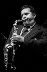 Jackie McLean at Keystone Korner SF 12/82 (Photo: Brian McMillen)